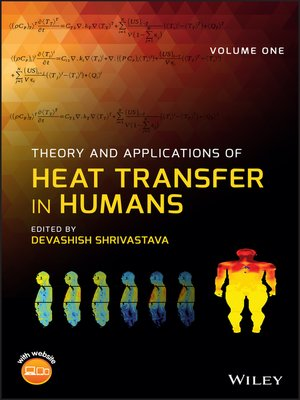 cover image of Theory and Applications of Heat Transfer in Humans