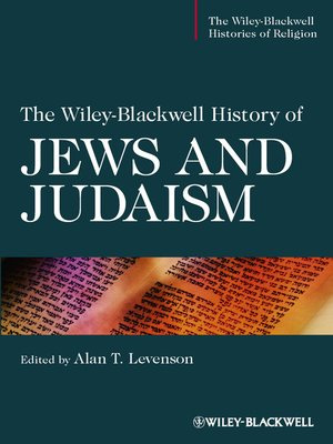 cover image of The Wiley-Blackwell History of Jews and Judaism