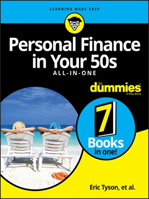 cover image of Personal Finance in Your 50s All-in-One For Dummies