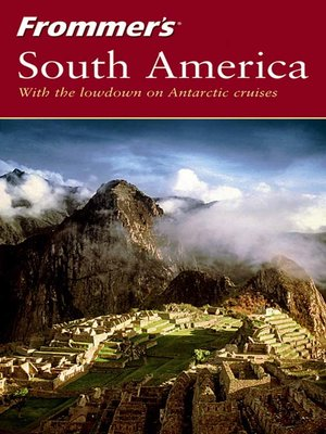 cover image of Frommer's South America