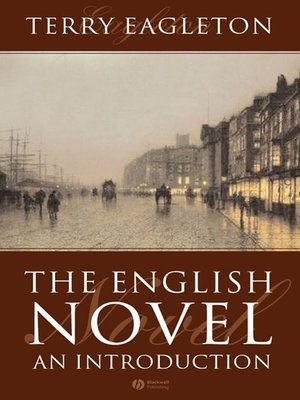cover image of The English Novel
