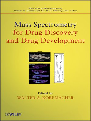 cover image of Mass Spectrometry for Drug Discovery and Drug Development