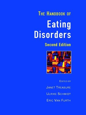 cover image of Handbook of Eating Disorders