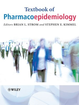 cover image of Textbook of Pharmacoepidemiology