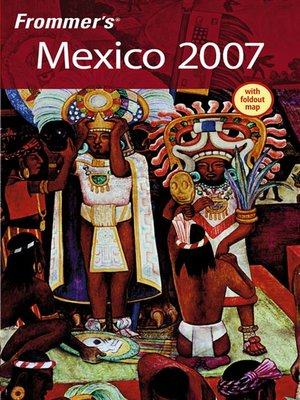 cover image of Frommer's Mexico 2007