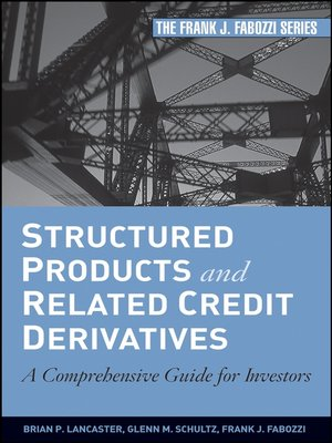 cover image of Structured Products and Related Credit Derivatives