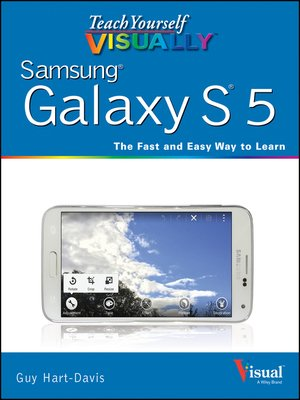 cover image of Teach Yourself VISUALLY Samsung Galaxy S5