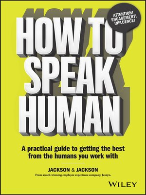 cover image of How to Speak Human