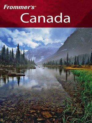 cover image of Frommer's Canada