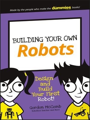 cover image of Building Your Own Robots