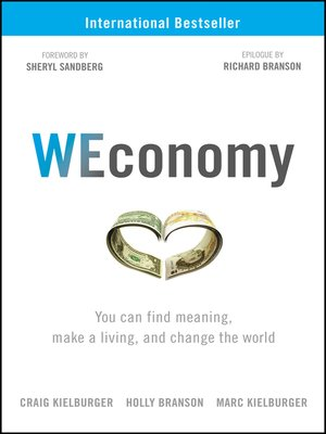 cover image of WEconomy