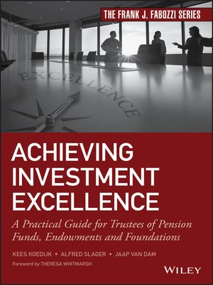 cover image of Achieving Investment Excellence