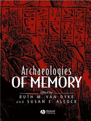 cover image of Archaeologies of Memory