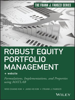 cover image of Robust Portfolio Management in Equity Markets