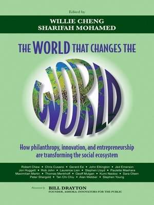 cover image of The World that Changes the World