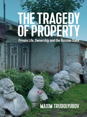 cover image of The Tragedy of Property