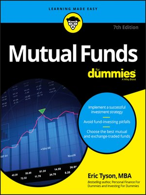 cover image of Mutual Funds for Dummies