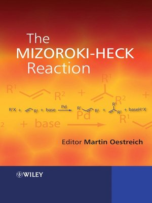 cover image of The Mizoroki-Heck Reaction