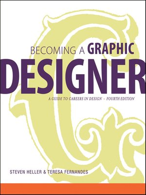 cover image of Becoming a Graphic Designer