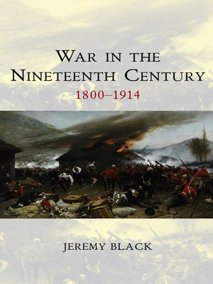 cover image of War in the Nineteenth Century