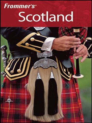 cover image of Frommer's Scotland