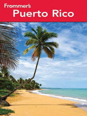 cover image of Frommer's Puerto Rico