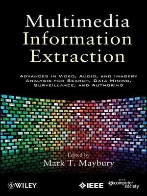 cover image of Multimedia Information Extraction