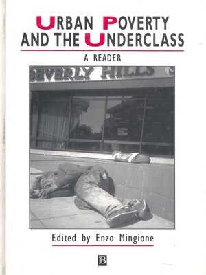 cover image of Urban Poverty and the Underclass