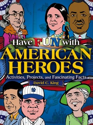 cover image of Have Fun with American Heroes