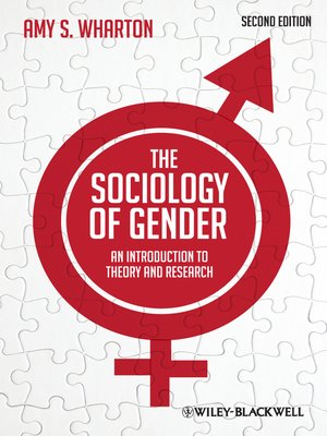 cover image of The Sociology of Gender