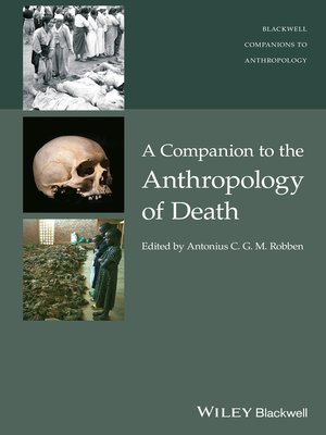 cover image of A Companion to the Anthropology of Death