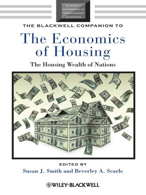 cover image of The Blackwell Companion to the Economics of Housing