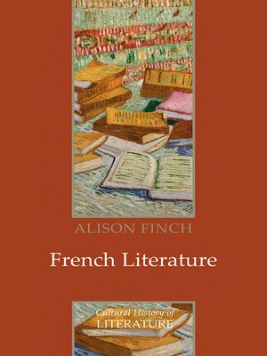 cover image of French Literature