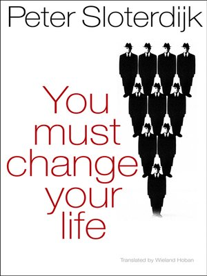 cover image of You Must Change Your Life
