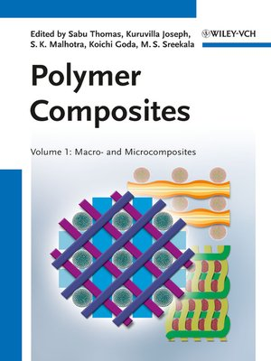 cover image of Polymer Composites, Macro- and Microcomposites