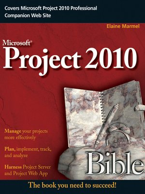 cover image of Project 2010 Bible