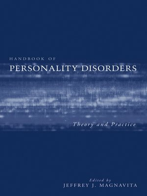 cover image of Handbook of Personality Disorders