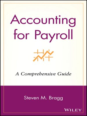cover image of Accounting for Payroll