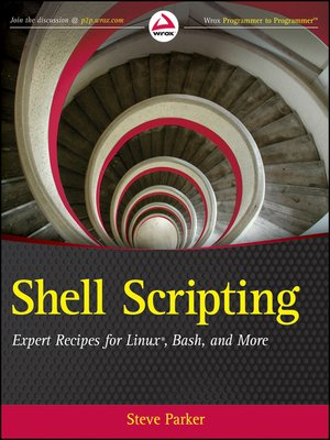 cover image of Shell Scripting