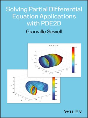 cover image of Solving Partial Differential Equation Applications with PDE2D