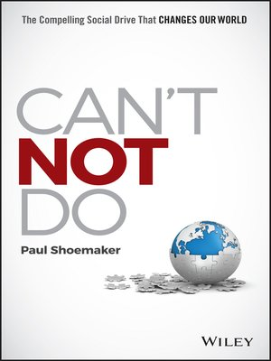 cover image of Can't Not Do