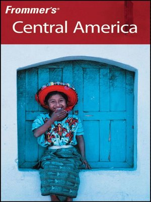 cover image of Frommer's Central America