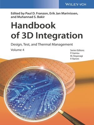 cover image of Handbook of 3D Integration, Volume 4