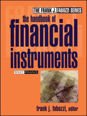 cover image of The Handbook of Financial Instruments