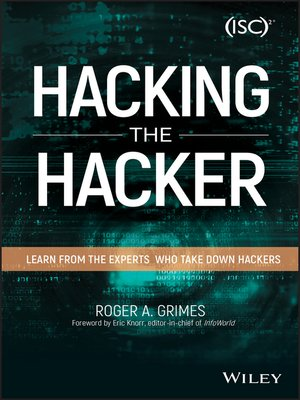 cover image of Hacking the Hacker