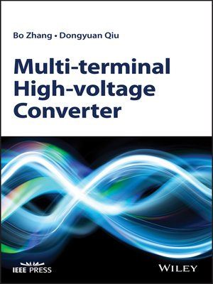cover image of Multi-terminal High-voltage Converter