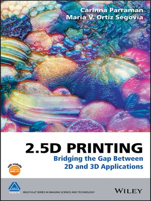 cover image of 2.5D Printing