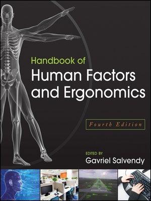 cover image of Handbook of Human Factors and Ergonomics