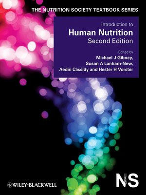 cover image of Introduction to Human Nutrition