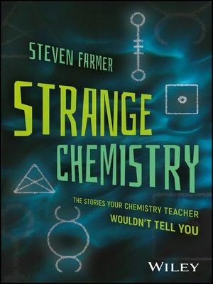 cover image of Strange Chemistry